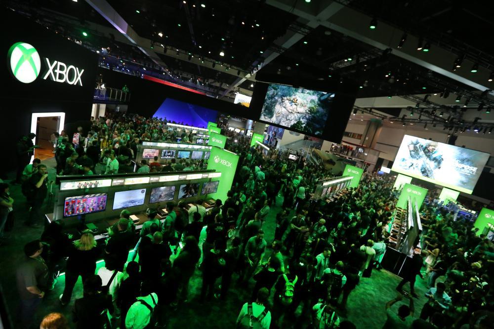 El E3 2016 tuvo 50,300 asistentes