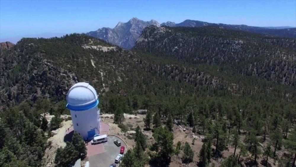 Observatorio de San Pedro Mártir, Baja California, México