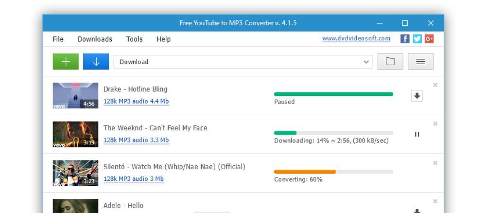 como transformar un video de youtube a audio mp3
