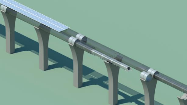 Se dice que el proyecto de Hyperloop tomaría alrededor de 5 años, aunque Musk asegura que de encargarse el mismo, lo haría en año y medio