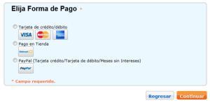 La opción de pagar con PayPal en Walmart.com.mx ya está disponible