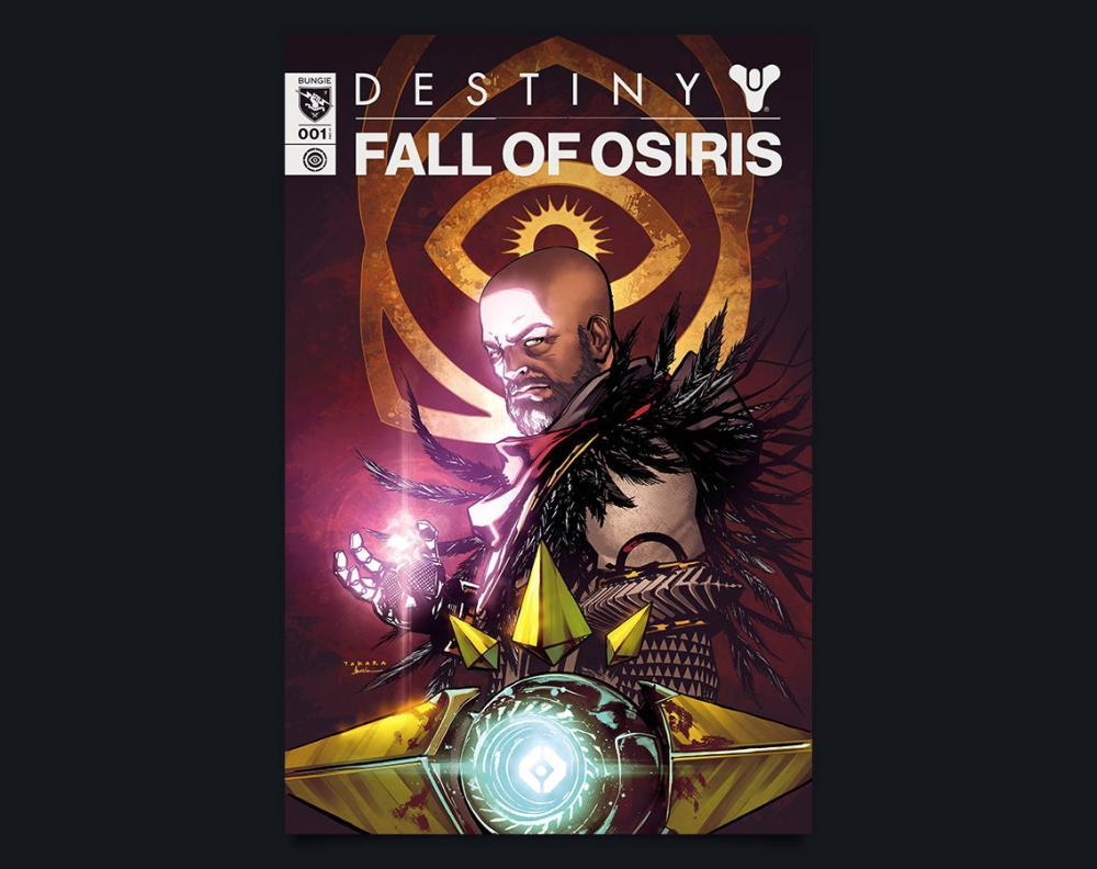 """Aquí hay un vistazo a la portada, del favorito de la comunidad de Destiny, José """"Ze"""" Carlos """""""