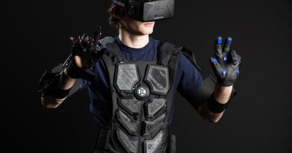 Chalecos H 225 Pticos 191 El Futuro De La Realidad Virtual Qore