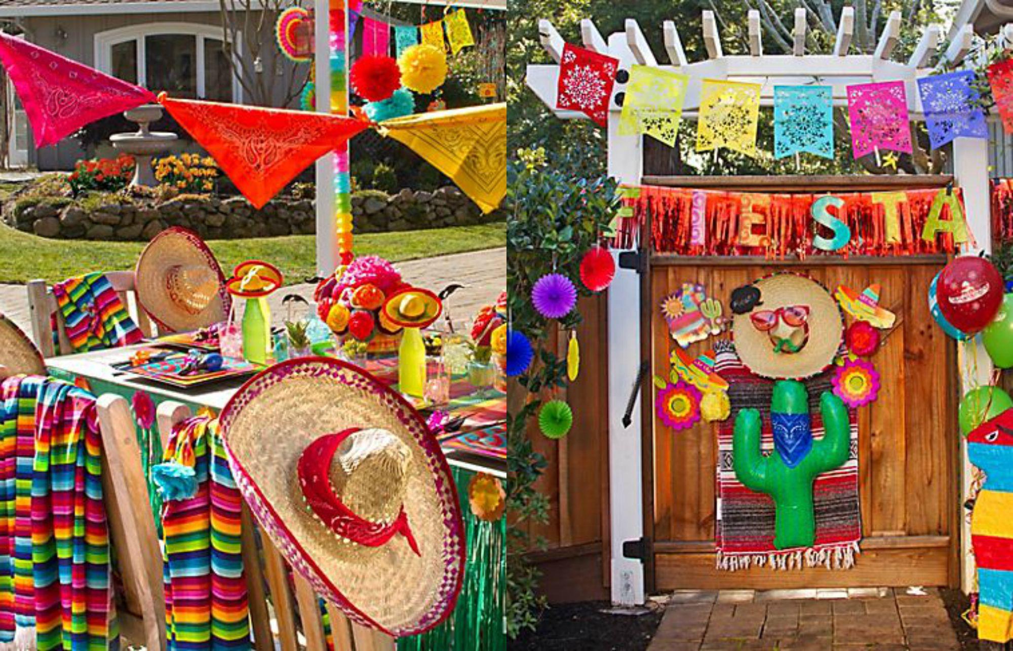 Las cinco cosas que no pueden faltar en una fiesta - Cosas para decorar una fiesta ...
