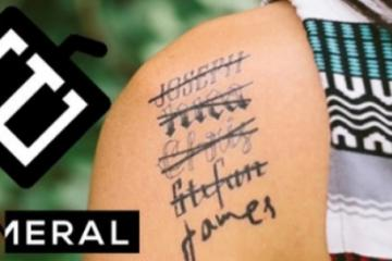 Startup Company Develops Tattoo Ink That Vanishes in a Year