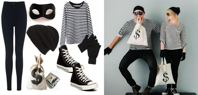 Algunos disfraces caseros que pueden sacarte de un apuro este Halloween - SanDiegoRed.com