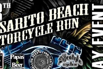 Get Ready For The 13th Rosarito Beach Motorcycle Run!
