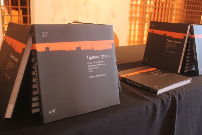 The book Tijuana 22000.