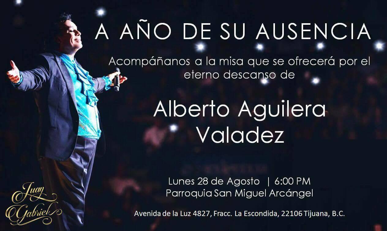 Ofrecerán Misa En Tijuana Por Aniversario Luctuoso De Juan Gabriel