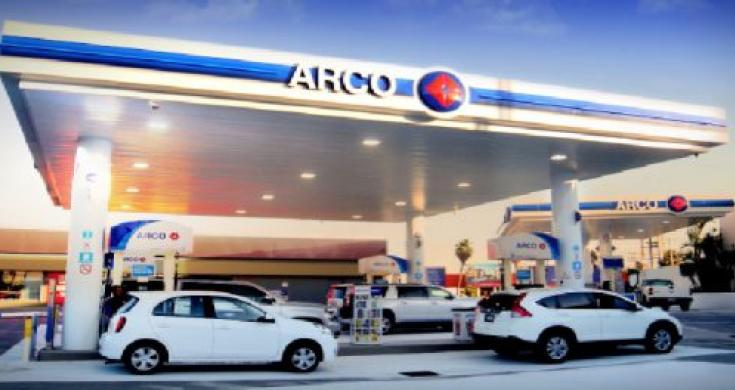 Arco Becomes Tijuana S First American Gas Station Sandiegored Com