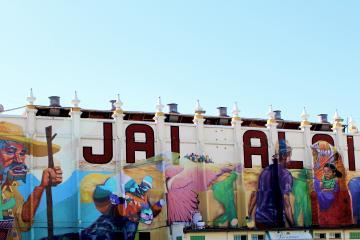 A Look Into Murals Transformation in Tijuana