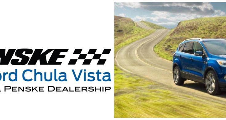 Fuller Ford Chula Vista Is Now Penske Ford But Same Great