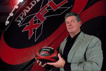 Vince McMahon estaría considerando revivir la XFL
