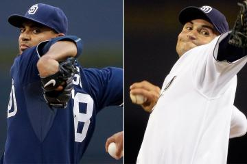 Tyson Ross y Chris Young regresan con los Padres