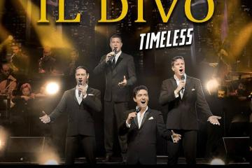 IL DIVO to Perform in Baja California for the First  Time