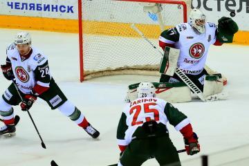 Hockey, rey del deporte en Rusia