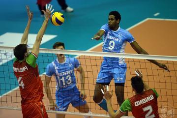 Wilfredo León, el rey del voleibol en Rusia
