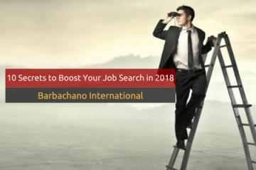 Secrets to Boost Your Job Search in 2018