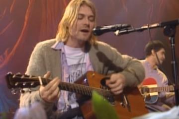 Nirvana Unplugged Will Be Screened at CEART Tijuana