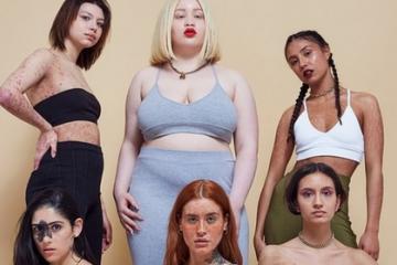Campaña de moda celebra las imperfecciones en la piel