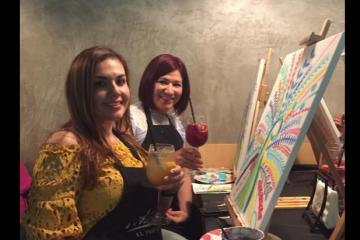Paint and Drink Wine at This Place in Tecate