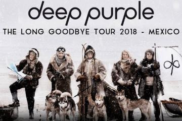 Deep Purple Will Give a Concert in Tijuana