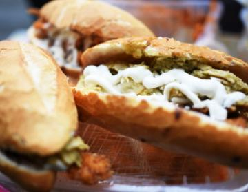 There Is a New Spot in La Plaza Where You Can get Tortas de...