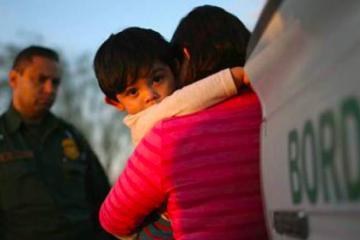Audio de niños inmigrantes confirma que son separados de sus padres
