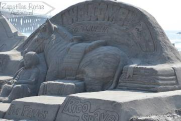 Rosarito Beach Is Ready for Another Baja Sand Festival!