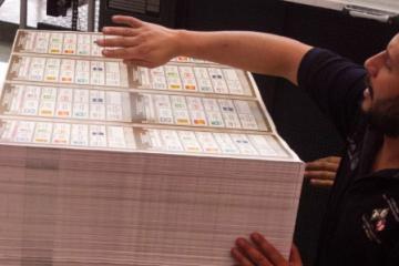 Mientras veían México vs Suecia, se robaron boletas electorales