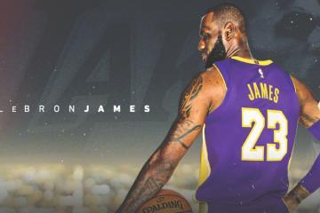 LeBron James ya es oficialmente un Laker