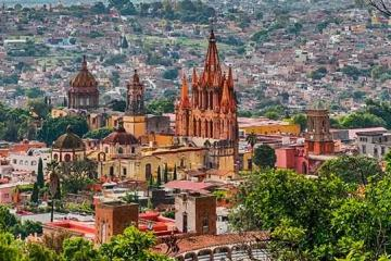 Mexico Has the Best City in the World for Tourism