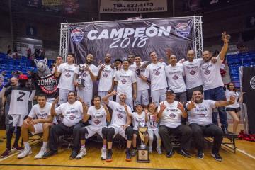 Conquista Zonkeys su tercer título en Cibacopa