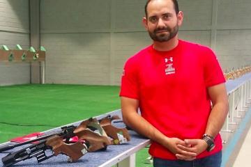 México se se lleva medalla de oro en tiro con pistola
