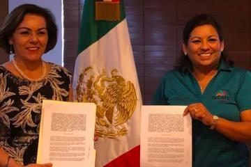 Signan gobierno del Estado y Ayuntamiento de Tecate convenio de...