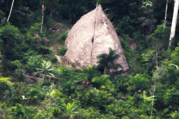 VIDEO: Drone capta a tribu amazónica nunca antes visto