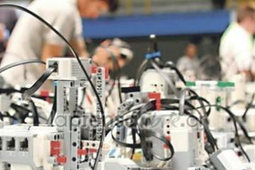 Mexicanos triunfan en concurso de robótica en Taiwán