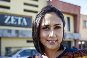 Adela Navarro suena fuerte para la Gubernatura