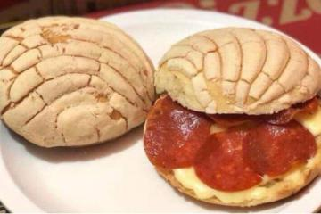 Conchizza: Otro invento de la sociedad