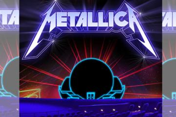 Espectáculo láser de Metallica llega al Cecut
