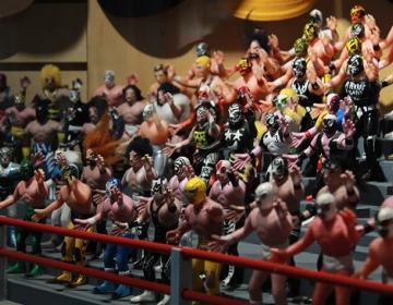 Hoy es Día del Luchador y regalarán álbum de la AAA en Tijuana