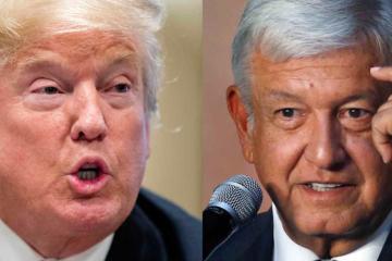 Donald Trump y AMLO, ¿Amigos?