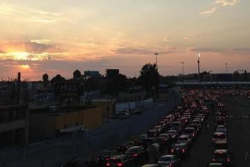 Buscan agilizar cruces y mejorar garitas: Alcaldes de Tijuana y San...