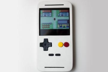 Nintendo patentó una funda que convertirá tu celular en un GameBoy