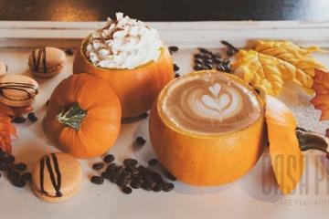 """Regresa la delicia de tomar """"Pumpkin latte"""" dentro de una..."""