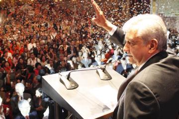 AMLO tomará protesta sin Estado Mayor, ni militares