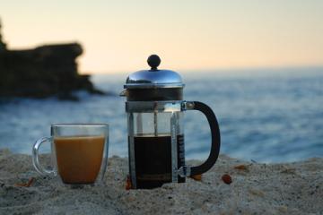Tres cafés para relajarte en Rosarito