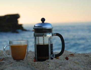 Three Coffee Shops to relax in Rosarito