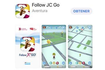"Católicos crean su propio ""Pokémon Go"" para buscar a..."