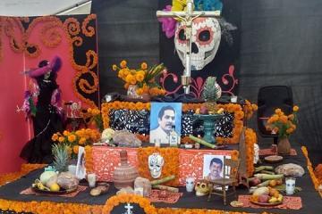 Rosarito listo para festival por Día de los Muertos